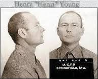 Henri Young spent a total of three years in the dungeon at Alcatraz