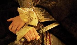 Rosamond's hands