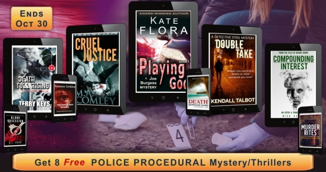 Oct 24 - Police Procedurals - Newsletter - Graphics1