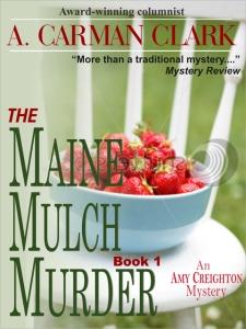 Kate Flora - Maine Mulch Murder- Cover1a