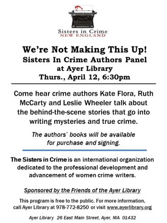 Sisters in Crime poster