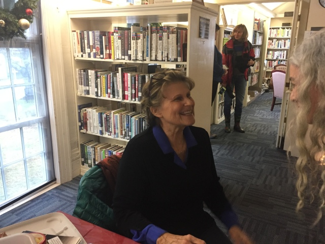 SN Boothbay Library 1.2018