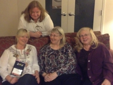 Kate, Barb, Kathy/Kaitlyn and Lea, Malice 2014
