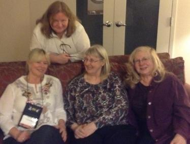 Kate, Barb, Kathy/Kaitlyn and Lea, Malice 2014