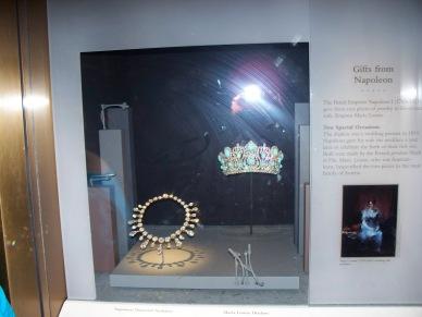 Natl History Museum Napoleon jewelry